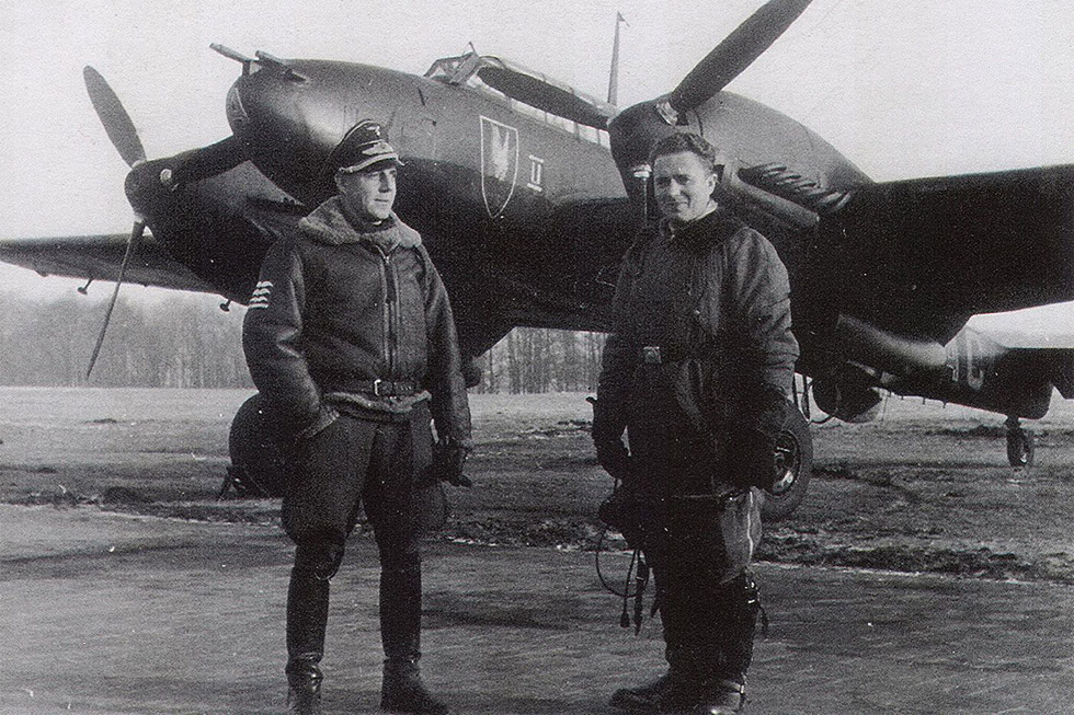 Walter Ehle and Hans Weng