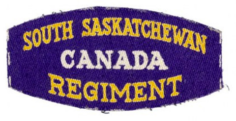 South Saskatchewan Regiment, R.C.I.C.
