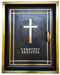 Adegem Military Cemetery Register