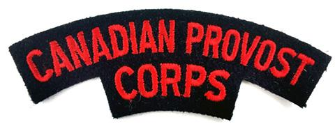 Canadian Provost Corps