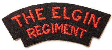 Elgin Regiment, R.C.A.C.