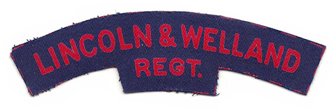 Lincoln and Welland Regiment, R.C.I.C.