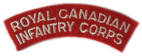 Royal Canadian Infantry Corps